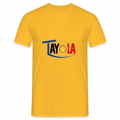 TAYOLA Nouveau logo!!! - T-shirt Homme