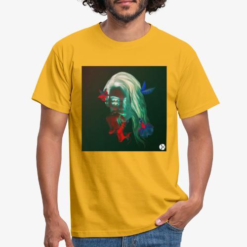 Burundanga Cover Art - Miesten t-paita