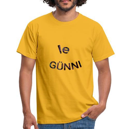 LeGÜNNI - Männer T-Shirt