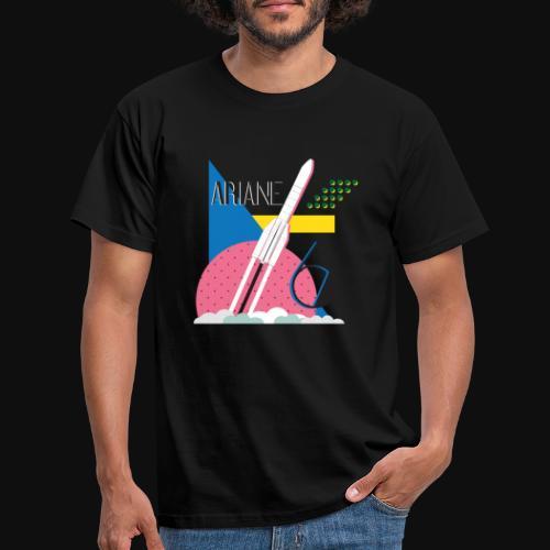 Ariane 6 By Itartwork - Men's T-Shirt