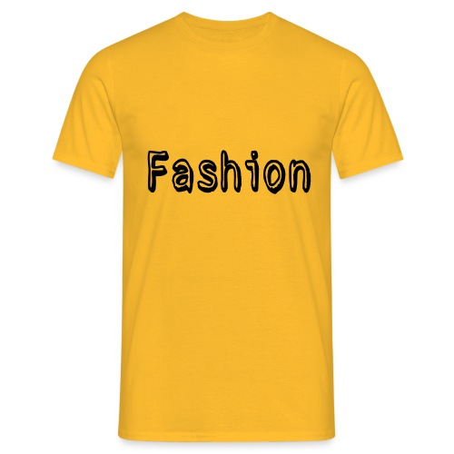 fashion - Mannen T-shirt