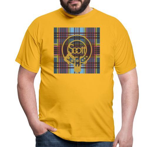 anderson kilt - Männer T-Shirt