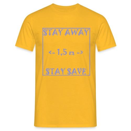 Fight COVID-19 #12 - Männer T-Shirt