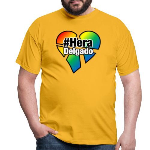 #HeraDelgado - Männer T-Shirt