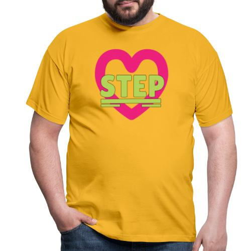 lovestep - Men's T-Shirt