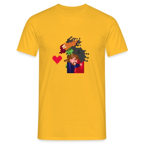 Abbracciccio-06 - Maglietta da uomo