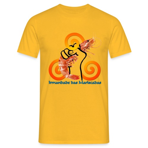 Irmandade das Mariscadas - Camiseta hombre