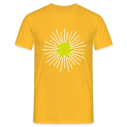 fancy_circle - Men's T-Shirt