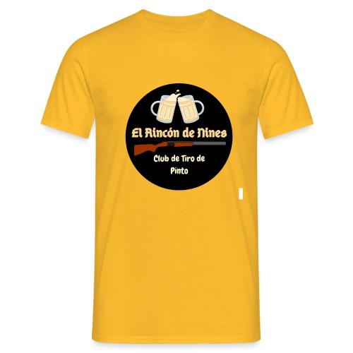 Logo Cafeteria de Pinto - Camiseta hombre