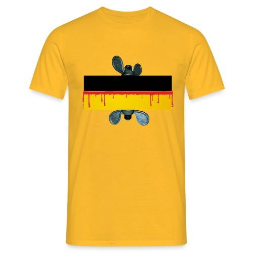 sozial geht anders ... - Männer T-Shirt