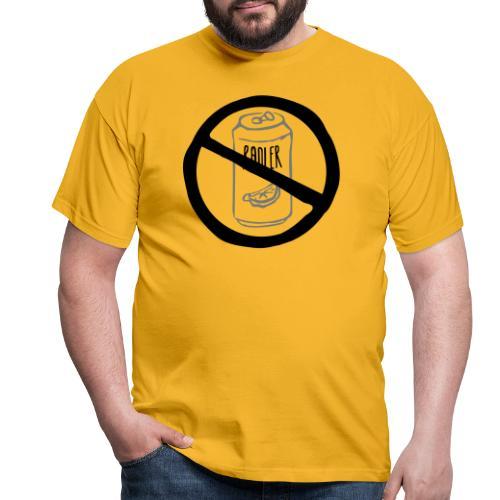 AntiRadler FRONT - Männer T-Shirt