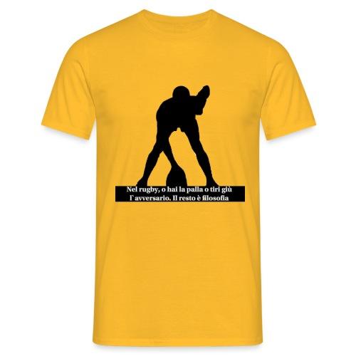 Rugby - Maglietta da uomo