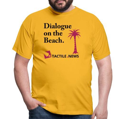 dialogue - Männer T-Shirt