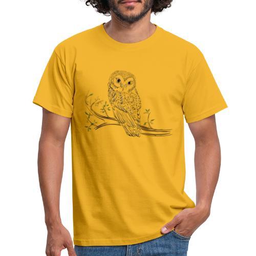 owl stevanka eule - Männer T-Shirt