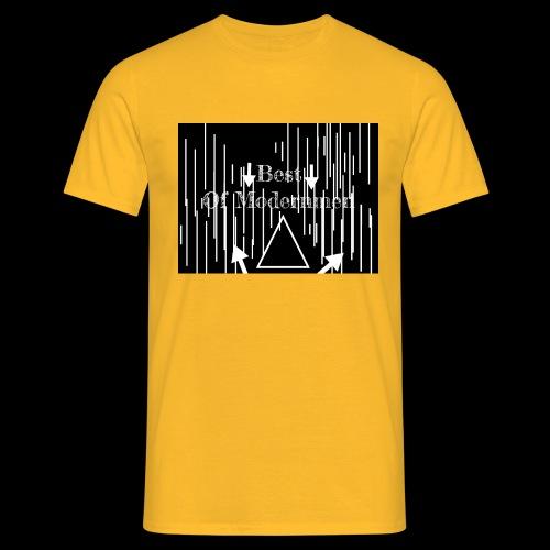 Bestofmodernmen - Maglietta da uomo