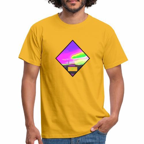 NeonfarbenNuceSKY ValCO - Männer T-Shirt