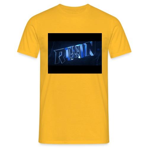 Ryan murch - T-skjorte for menn