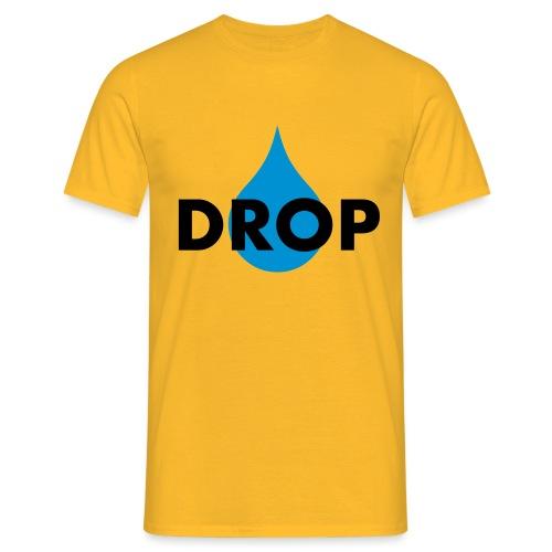 Blue Drop - Miesten t-paita