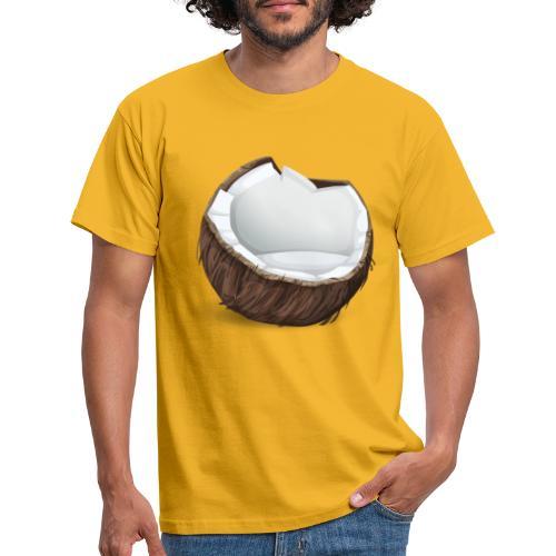 coconut - Männer T-Shirt