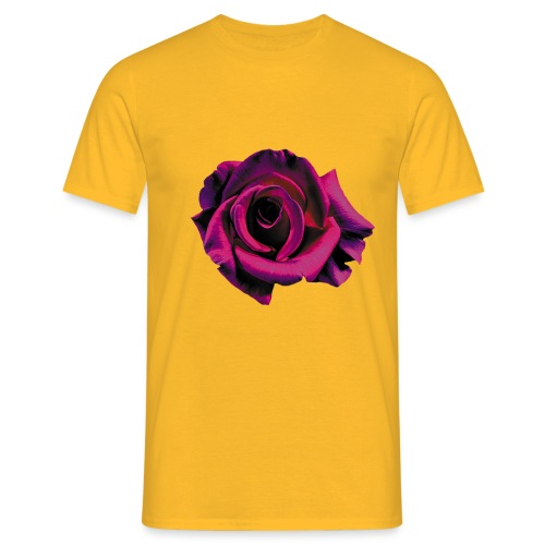 Lila Ros - T-shirt herr