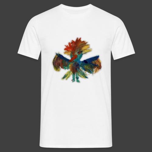 Mayas bird - Men's T-Shirt