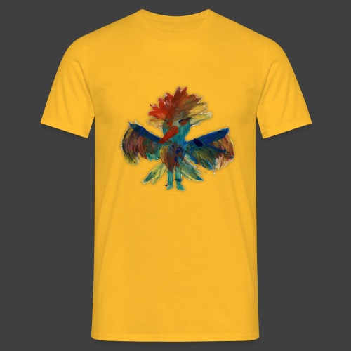Mayas bird - Men's T-Shirt