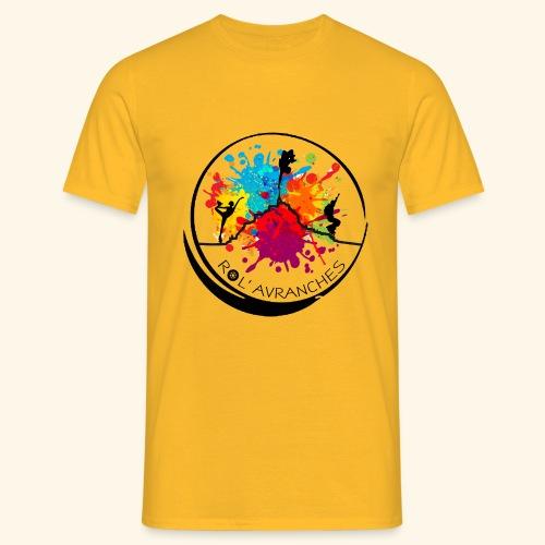 Logo Transparent Av+Ar - T-shirt Homme