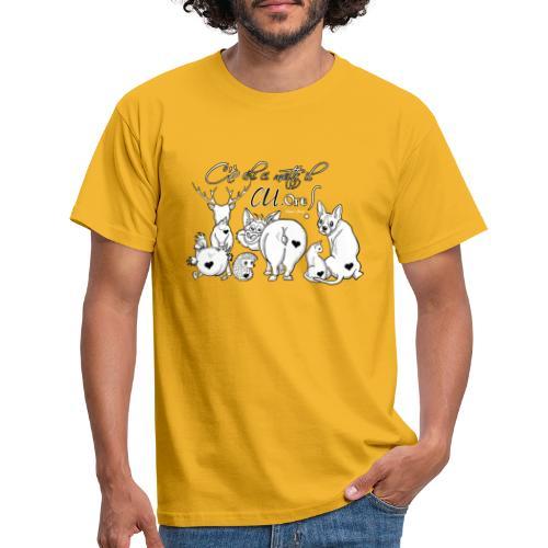 graficamagliette20192 - Maglietta da uomo
