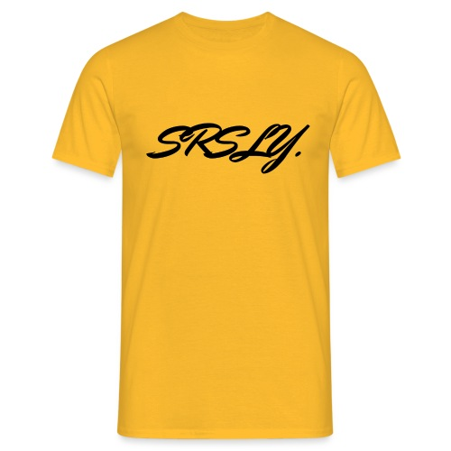 SRSLY - T-shirt Homme
