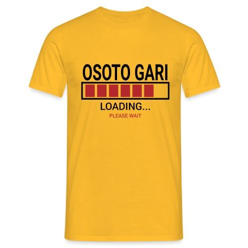 O Soto Gari Loading.... Pleas Wait - Koszulka męska
