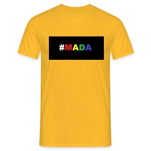 MADA - Männer T-Shirt