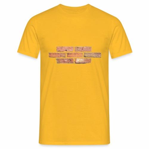 Wall One - Männer T-Shirt