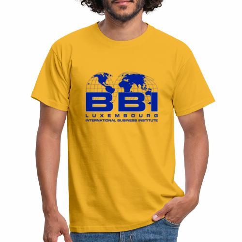 Blue Logo Collection - Men's T-Shirt