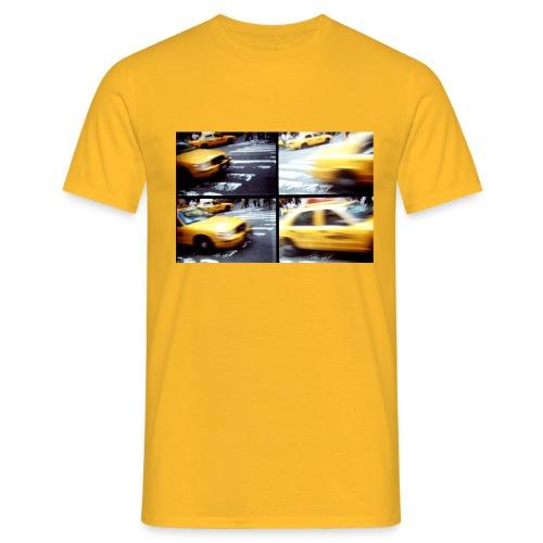 NCY cabs - Männer T-Shirt