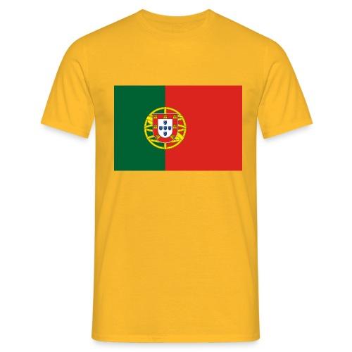 portugal - Männer T-Shirt