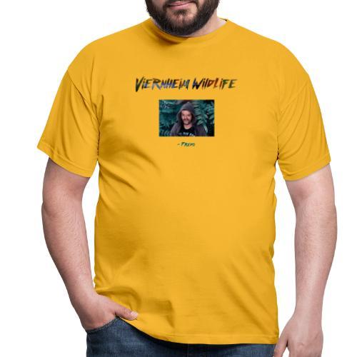 Viernheim WildLife - Predo - Männer T-Shirt