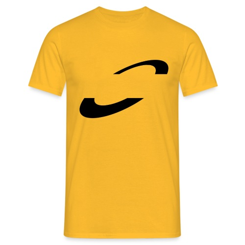 Planet Cycling Icon Black - Men's T-Shirt