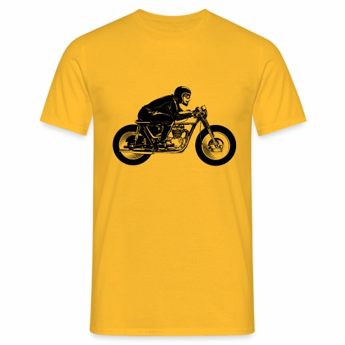 Cafe Racer 1c - Men's T-Shirt