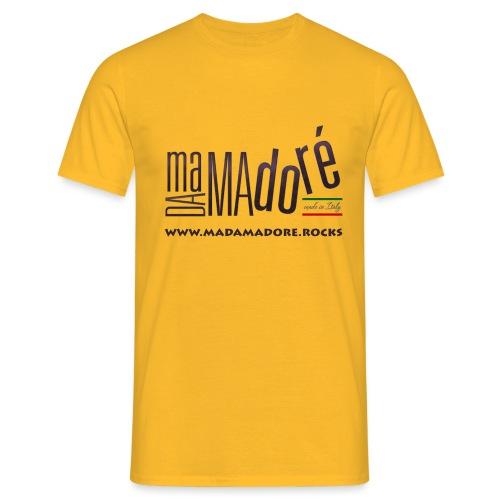 T-Shirt - Donna - Logo Standard + Sito - Maglietta da uomo