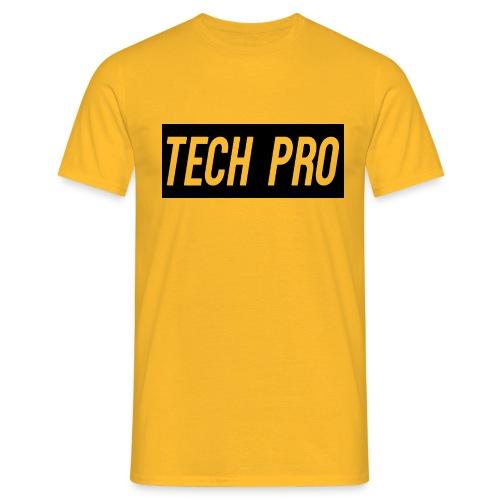 Tech Pro Official Logo - Men's T-Shirt
