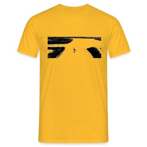 Lagune - Männer T-Shirt