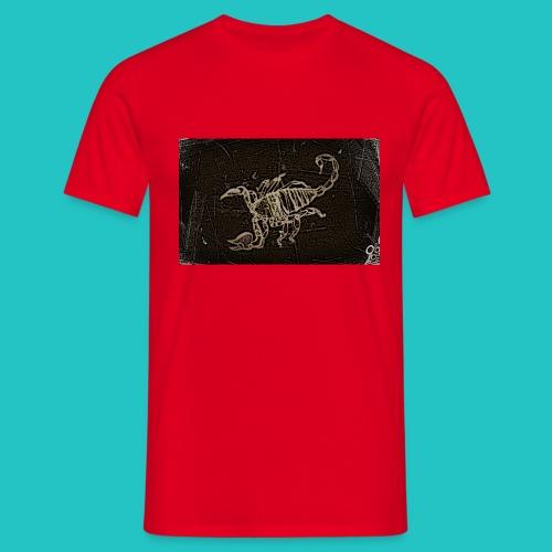 skorpion_grafika-jpg - Koszulka męska
