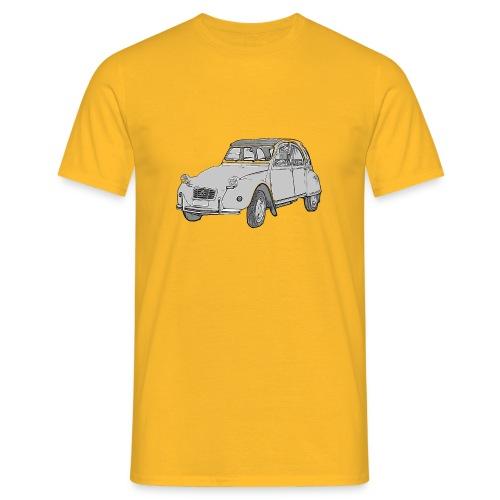 Ma Deuch est fantastique - T-shirt Homme
