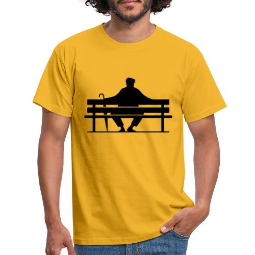 Benchwarmers bench - T-shirt herr