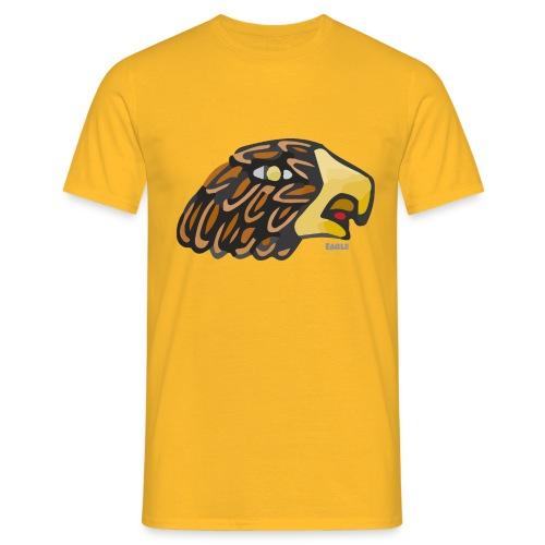 Aztec Icon Eagle - Men's T-Shirt