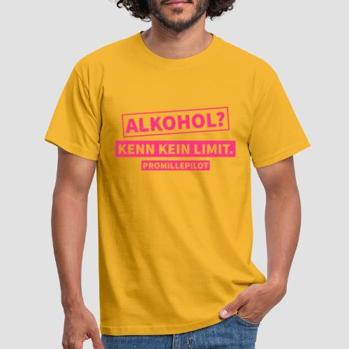 Kenn Kein Limit - Männer T-Shirt