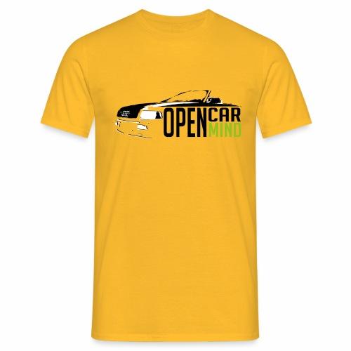 Open Mind gute Vorlage - Männer T-Shirt