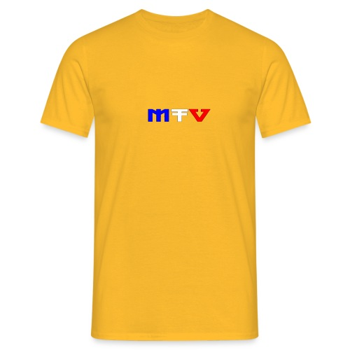 MTV - T-shirt Homme
