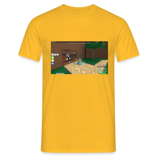 Roblox freecomkean Bruger epic minigames LIMITED - Herre-T-shirt