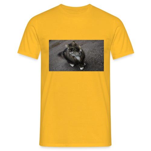 Mummon naapurin kissa - Miesten t-paita